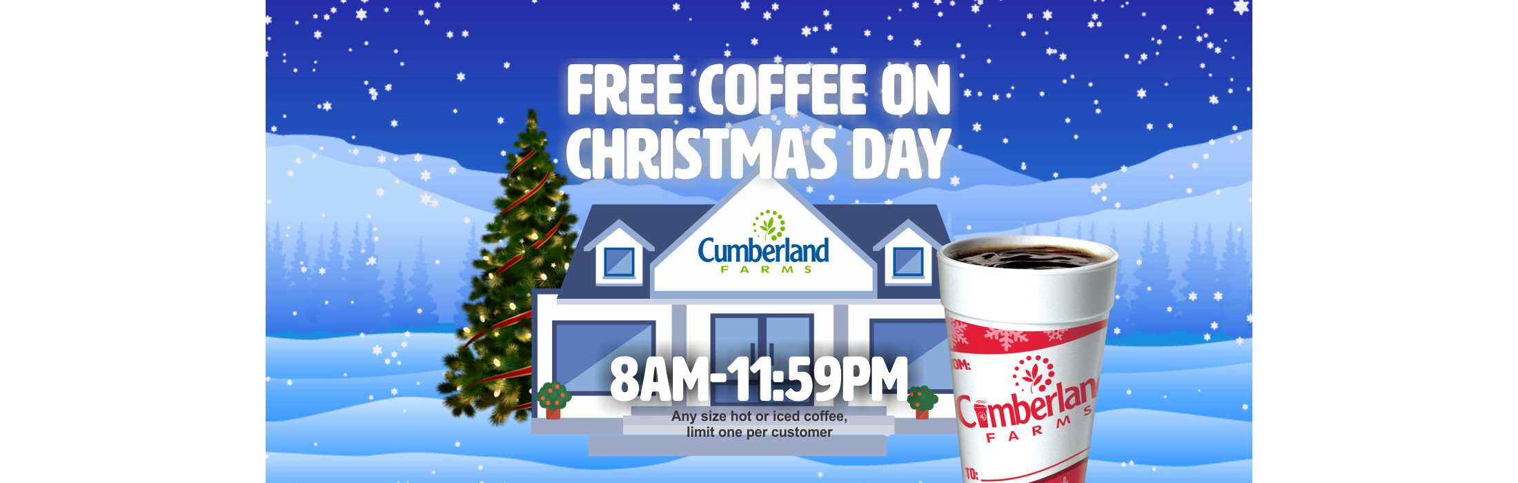 convenience stores including 7 eleven sheetz and circle k will be open 24 hours even on christmas day as usual cumberland farms is even - What Stores Will Be Open Christmas Day