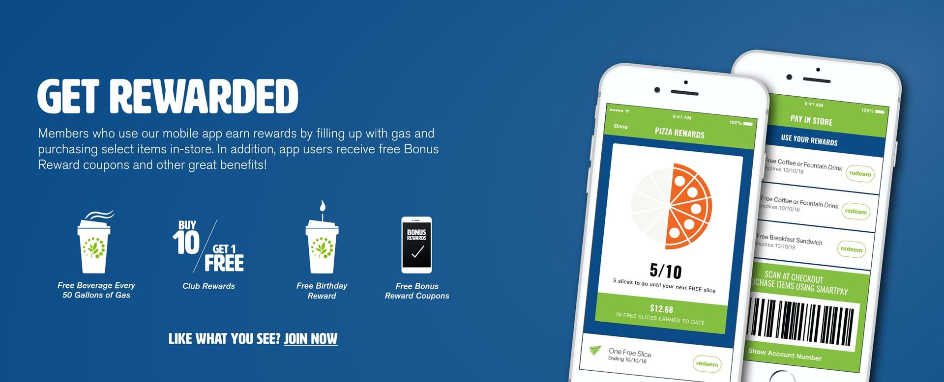 SmartPay Check-Link | Cumberland Farms